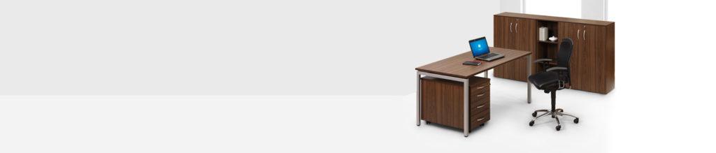 Kancelářský nábytek Solid a ETK